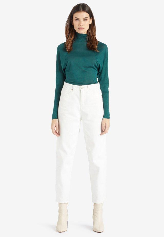 SHEDI - T-shirt à manches longues - green