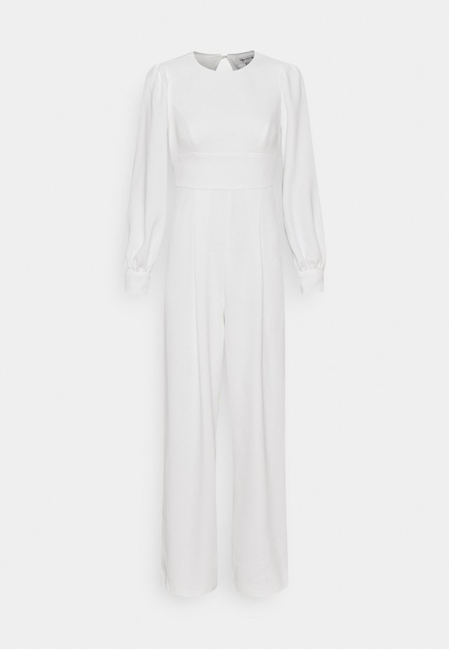 LUCILLE PETITE - Overall / Jumpsuit - ivory