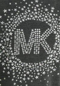 MICHAEL Michael Kors - ACID STAR STUD - Sweatshirt - black - 6
