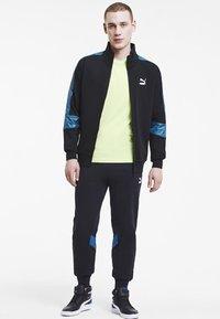 Puma - Training jacket - black-digi-blue - 1