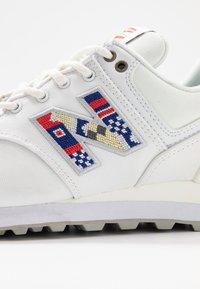New Balance - WL574 - Zapatillas - white - 2