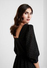 Love Copenhagen - MIRDALC DRESS - Day dress - pitch black - 6