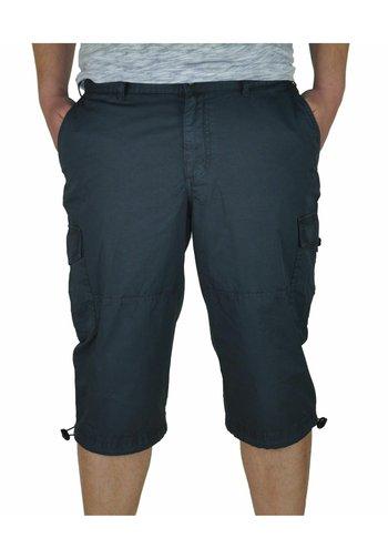 Cargo trousers - dusty navy