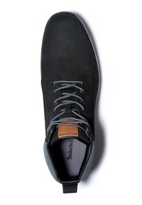 Timberland - KILLINGTON CHUKKA - Lace-up boots - black nubuck w cord - 1
