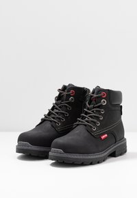 Levi's® - NEW FORREST MID - Veterboots - black - 3