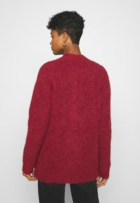 EDITED - ELIANDRO  - Cardigan - burnt russet - 2