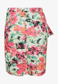Ivyrevel - DRAPED FRILL SKIRT - Mini skirt - multi-coloured - 1