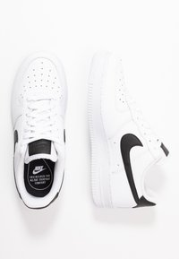 Nike Sportswear - AIR FORCE 1 - Sneakers - white/black - 3