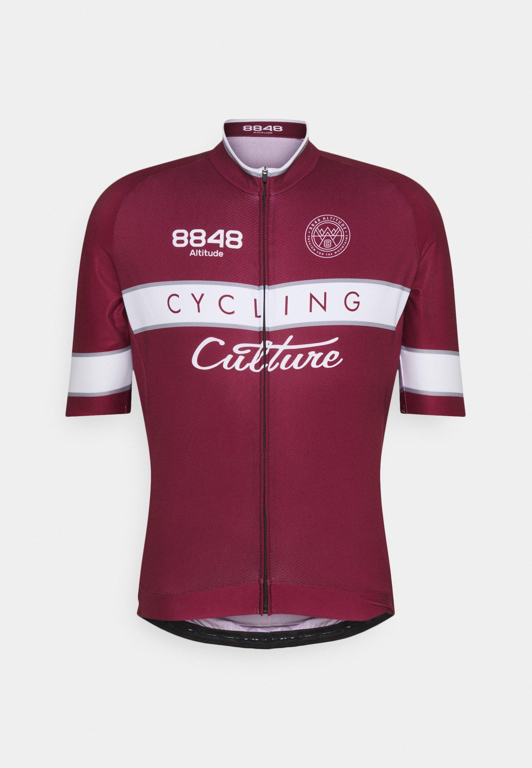 Men MITCHELL BIKE - Cycling Jersey