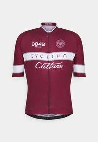 8848 Altitude - MITCHELL BIKE - Cycling-Trikot - burgundy - 0