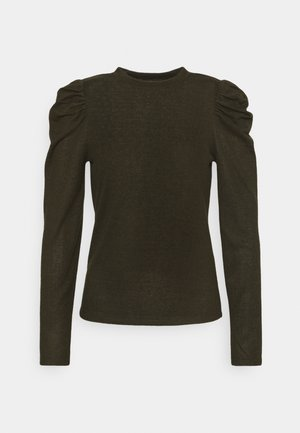 JDYTONSY PUFF SLEEVE  - Jumper - forest night