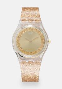 Swatch - Zegarek - gold-coloured - 0