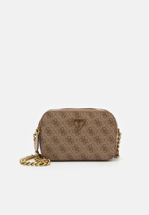 NOELLE CROSSBODY CAMERA - Borsa a tracolla - latte