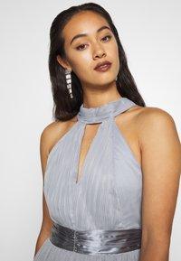 TFNC - ULA - Společenské šaty - grey blue - 4