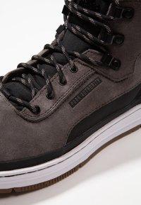 Park Authority - Sneakers hoog - dark grey/black - 5