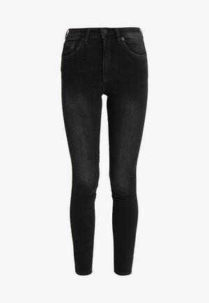 MOCKI - Vaqueros slim fit - washed black
