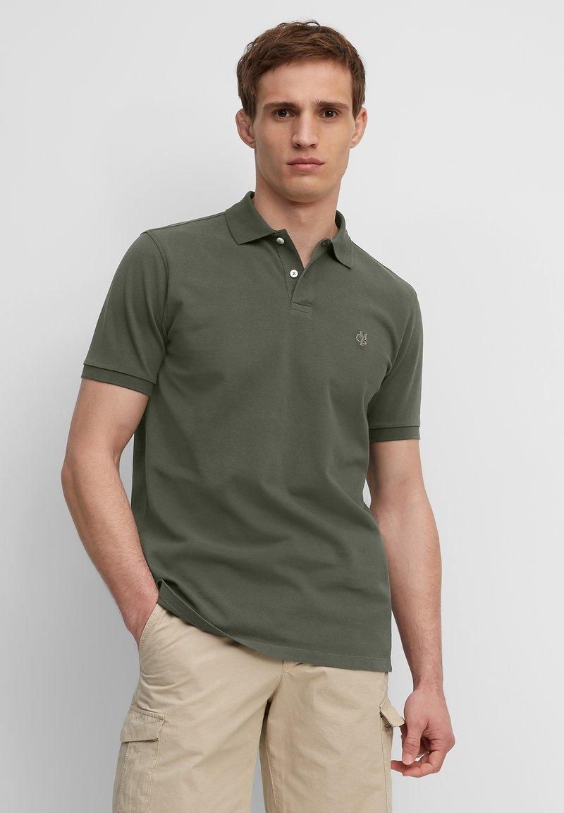Marc O'Polo - Polo shirt - mangrove