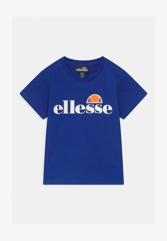 RAZOR BABY UNISEX - T-shirt imprimé - blue
