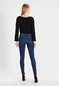 Esprit - Jeans Skinny Fit - blue dark wash - 2