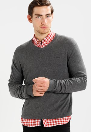 BASIC - Maglione - dark grey