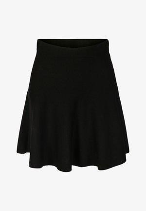 TRINY  - A-line skjørt - black