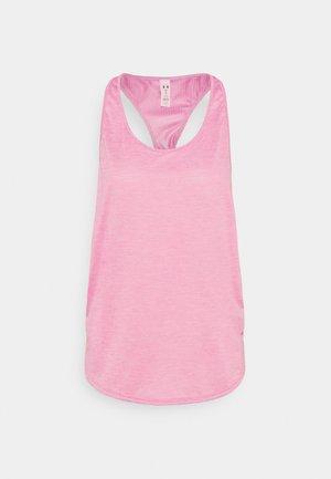 TECH VENT TANK - Sports shirt - planet pink