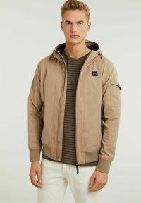 CHASIN' - Outdoor jacket - beige - 2