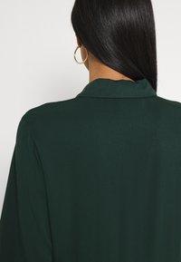 Vila - VIMOROSE SHIRT DRESS - Day dress - darkest spruce - 5