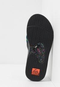 Reef - T-bar sandals - blue - 4