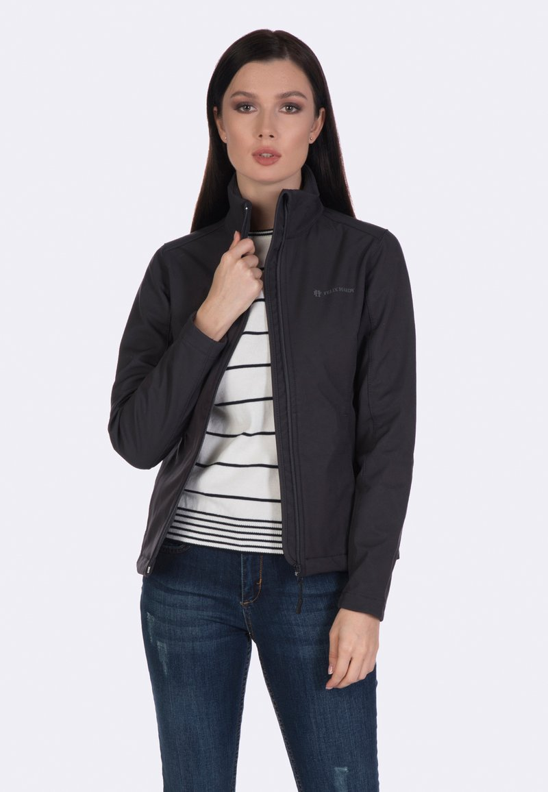 Felix Hardy - Light jacket - antracite