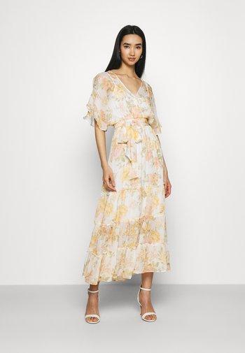 ROSEMARY RUFFLE DRESS - Robe d'été - vintage splendor