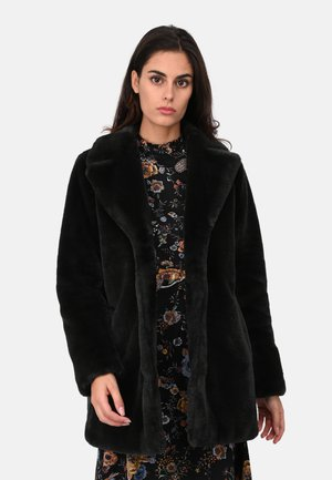 USER - Short coat - dark grey