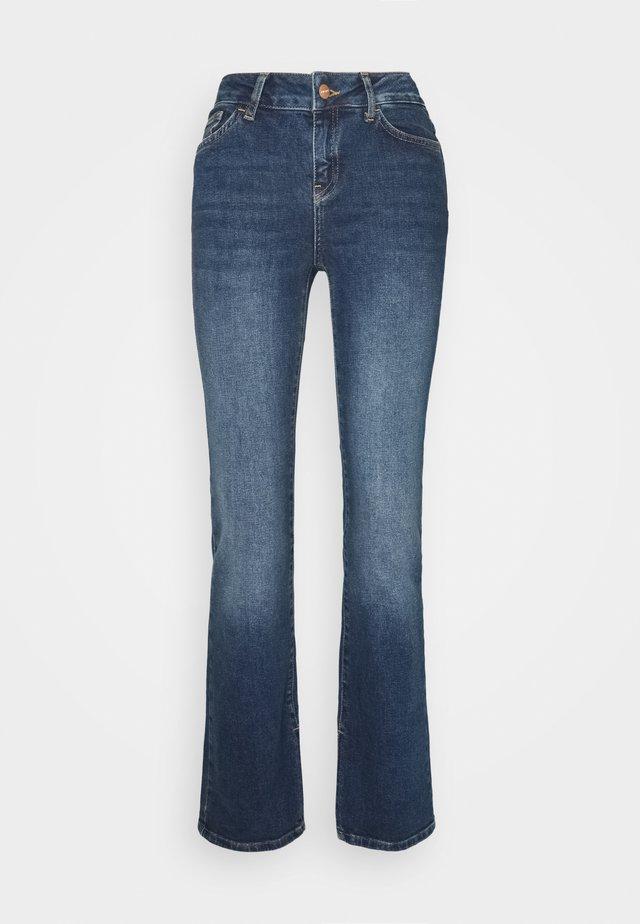 VMSHEILA - Široké džíny - dark blue denim