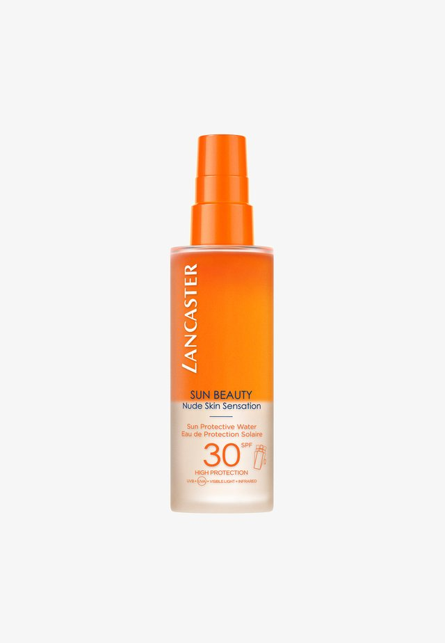 SUN BEAUTY SUN PROTECTIVE WATER SPF30 - Solcreme - -