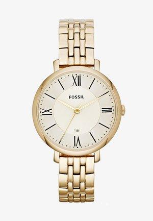 JACQUELINE - Horloge - gold-coloured