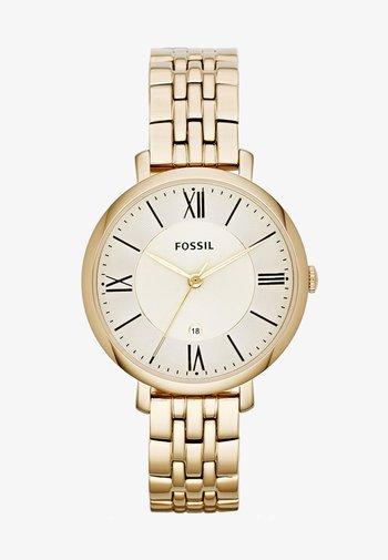 JACQUELINE - Watch - gold-coloured