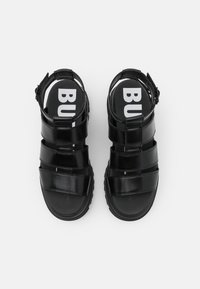 Buffalo - VEGAN ASPHA  - Platform sandals - black - 5