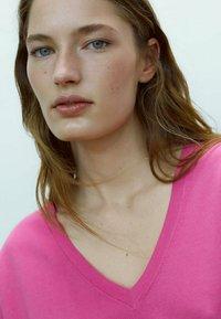 Massimo Dutti - Sweatshirt - neon pink - 3