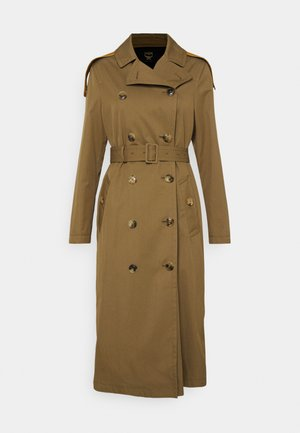 COLLECTION HALF COAT - Prochowiec - beige