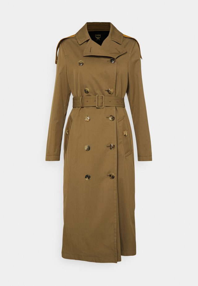 COLLECTION HALF COAT - Trenchcoat - beige