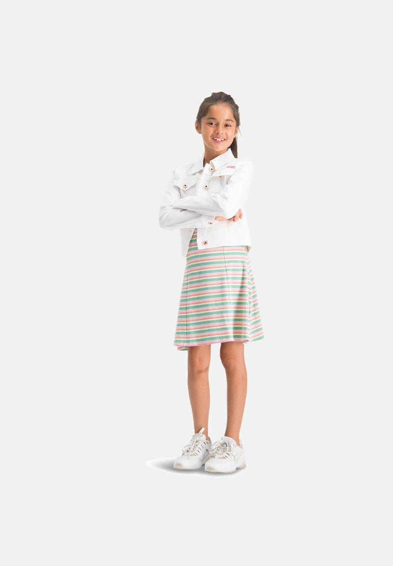 Vingino - Denim jacket - real white