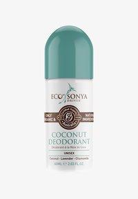 Eco by Sonya - COCONUT DEODORANT - Dezodorant - - - 0