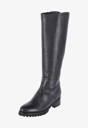 BERTA - Boots - schwarz
