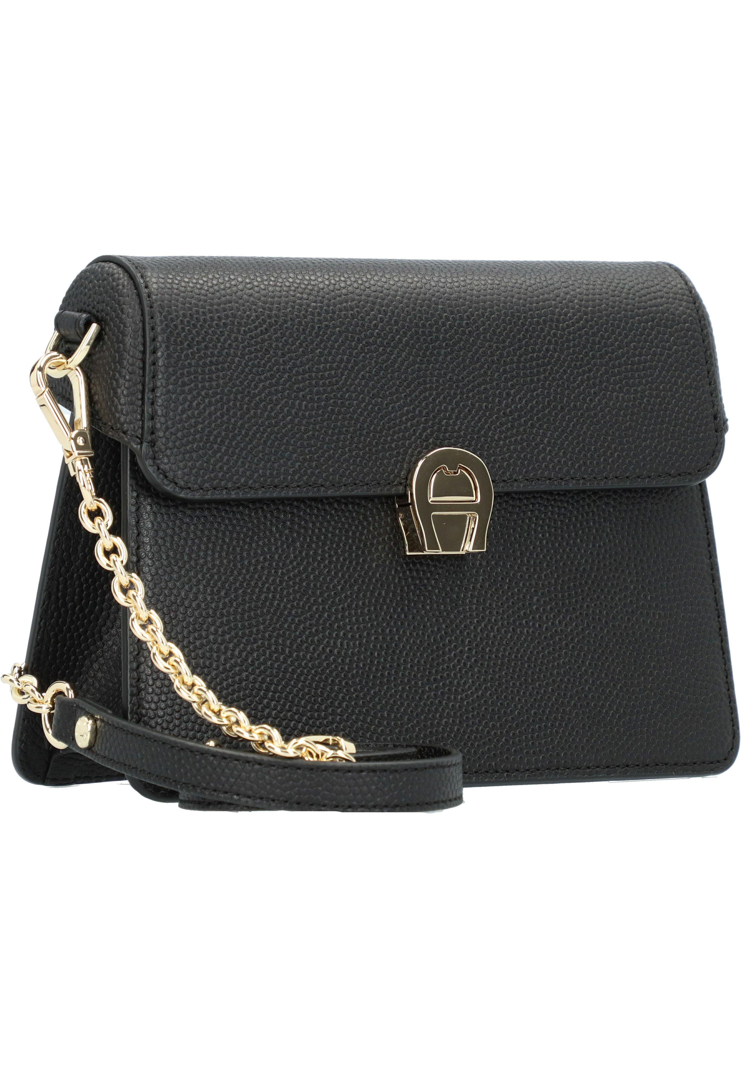 Aigner GENOVEVA - Schoudertas - black - Dames Accessoires en tassen Krijgen