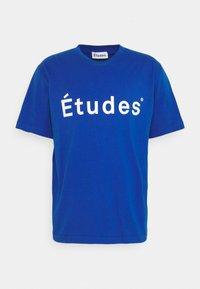 Études - UNISEX - T-shirt imprimé - blue - 4