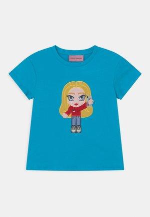 MASCOTTE - Print T-shirt - ocean