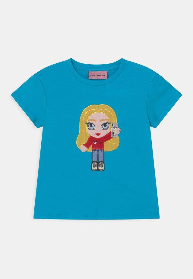 MASCOTTE - T-shirt print - ocean