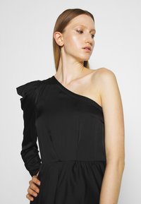 DESIGNERS REMIX - MEA ONE SHOULDER DRESS - Occasion wear - black - 4