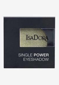 IsaDora - SINGLE POWER EYESHADOW - Eye shadow - park green - 2