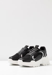 ONLY SHOES - Joggesko - black - 4